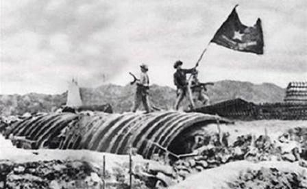 Chiến thắng Điện Biên Phủ là 1 trong những chiến thắng oanh liệt nhất của nhân dân Việt Nam