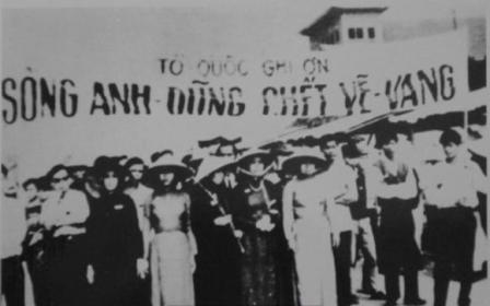 Phong trào đấu tranh của nhân dân và sinh viên, học sinh Đà Lạt năm 1966.