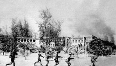 Lực lượng Việt Nam tiến vào Phnom Penh năm 1979