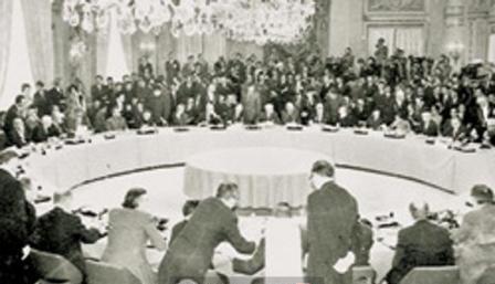 Toàn cảnh Hiệp định Paris